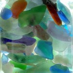 With Sea Glass, Nature Does the Polishing