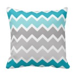 Teal Accent Pillows Freshen Your Room