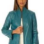 Teal Boleros, Jackets and Shrugs