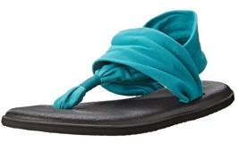 Sanuk Women's W Yoga Sling 2 Flip Flop