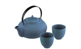 Teal Teapots, Cups and Mugs